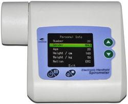 sp10 spirometre